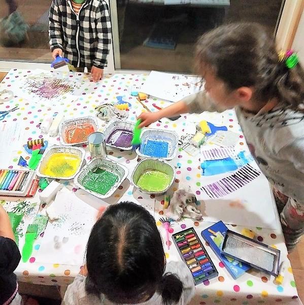 子どもアトリエc-po「安曇野教室」「松本教室」無料体験申込