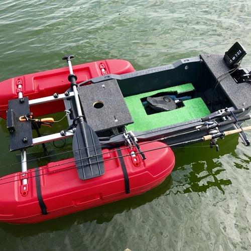 レンタルフロートボート フットコンDX