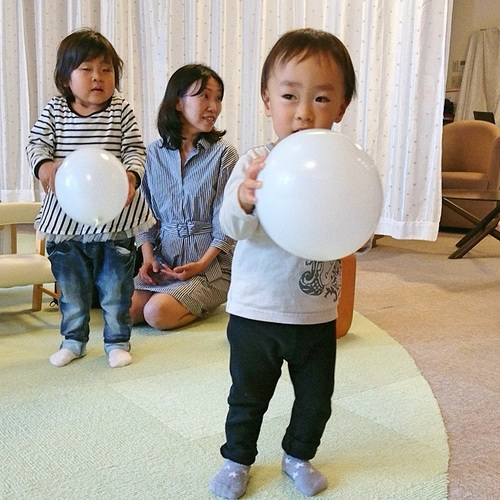 思いきり体を動かそう【ボディレク】|福岡県福岡市中央区|天神|幼児教室レクルン