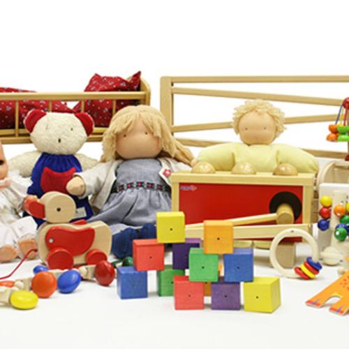 子育てが楽しくなる!良いおもちゃの選び方・与え方講座