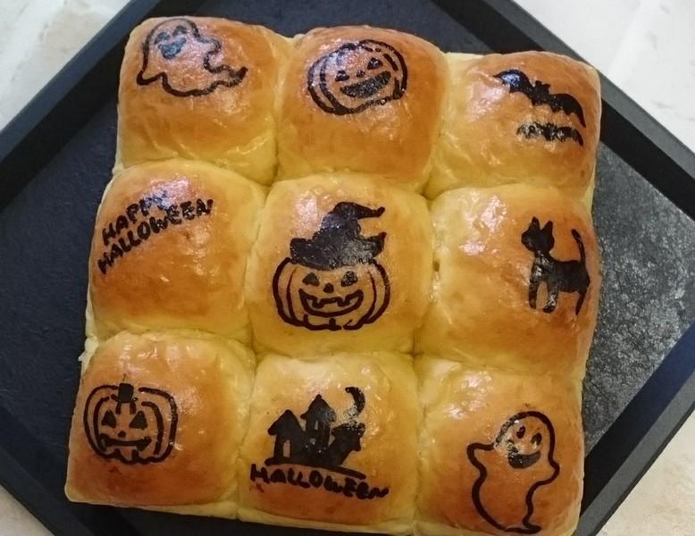 かわいい! お絵かきちぎりパン
