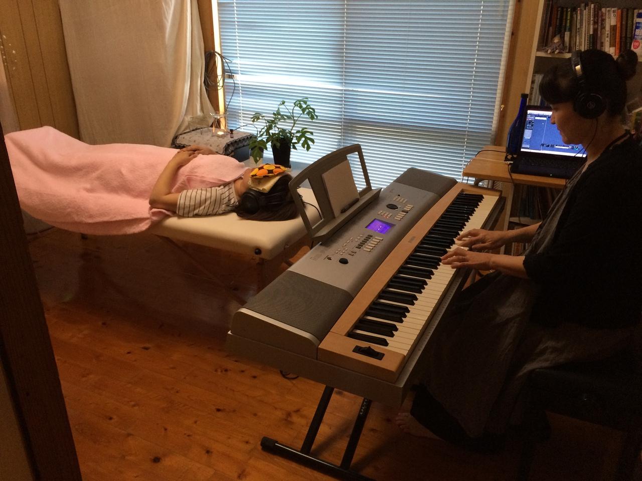 音の処方箋~ピアノで奏でるあなたのメロディ~【音の処方箋@facebookライブ】
