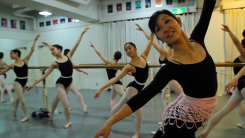バレエ人生が変わる ABS講習会