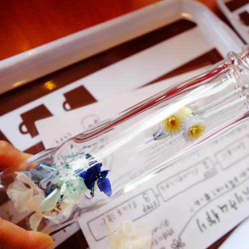 ハーバリウム作り体験(カフェご利用特別価格体験)