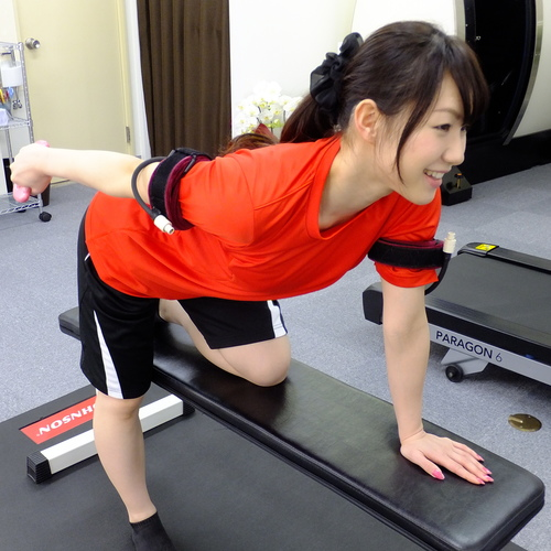 加圧トレーニング体験(キャンペーン価格)カウンセリング込み50分
