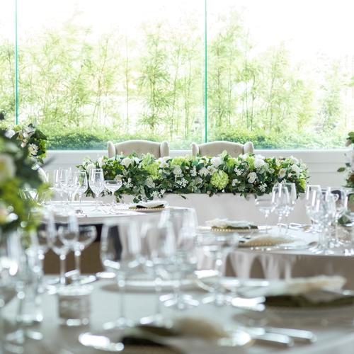 【初見学におすすめ】◆平日来館特典付◆結婚式まるわかり相談会