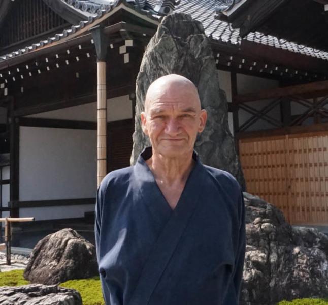 Tenryuji Walking Tour with Mr. Kershnner
