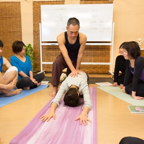 Yoga Studio ayus3周年記念☆第2弾①アジャストメントWS