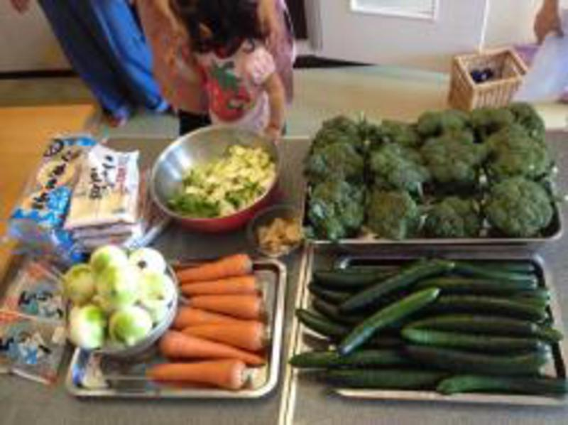 ここちよい暮らしの知恵講座 日持ちするおかず常備菜を作ろう!