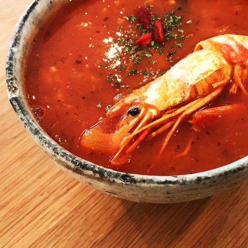 料理教室 漁師風ブイヤベーススープ