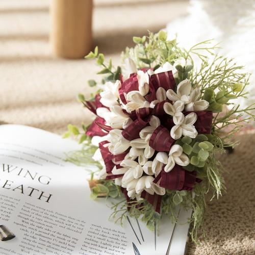 【1月】ソラフラワーで作る小花のブーケ