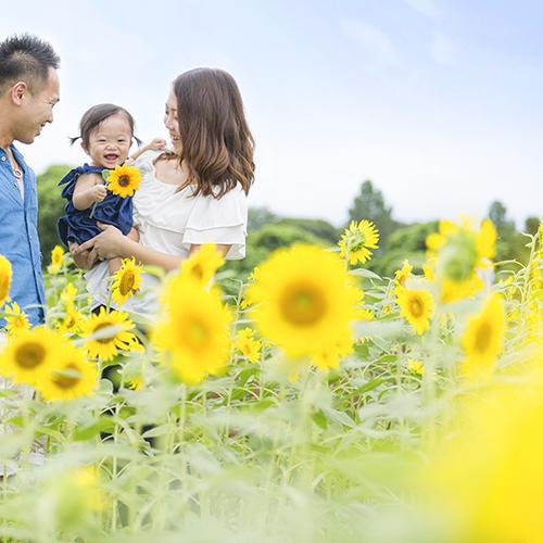 【12月】親子で自然な撮影が体験できる!『出張撮影』☆