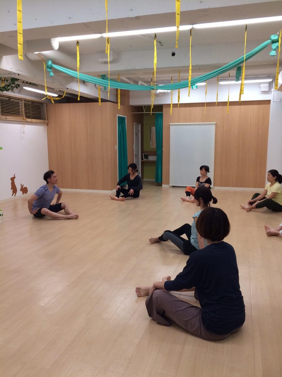 【ドロップインクラス受講のご案内】GYROKINESIS®プレトレーニングコース@名古屋守山