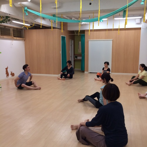 GYROKINESIS®プレトレーニングコース@名古屋守山     ドロップインクラス受講のご案内