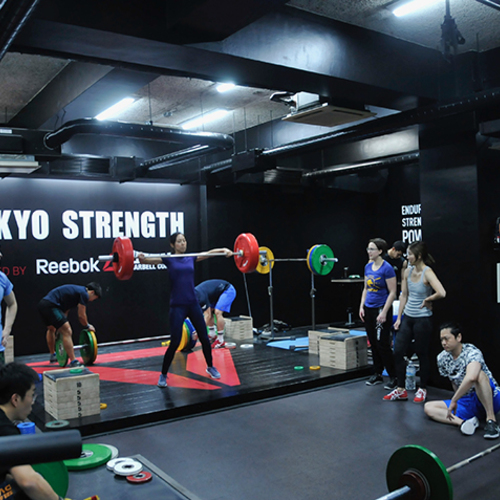 CrossFit【※予約制】【※reservation-only】
