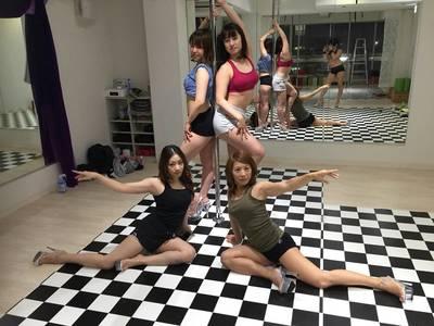👠Sexy Pole dance[Minami (REMI)]