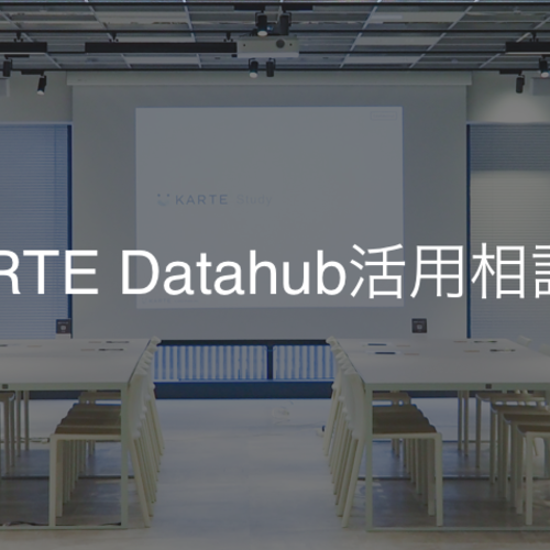 KARTE Datahub活用相談会