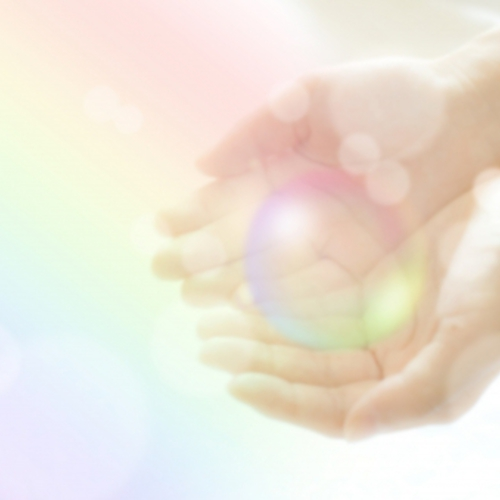 光のエネルギー瞑想会&お話会