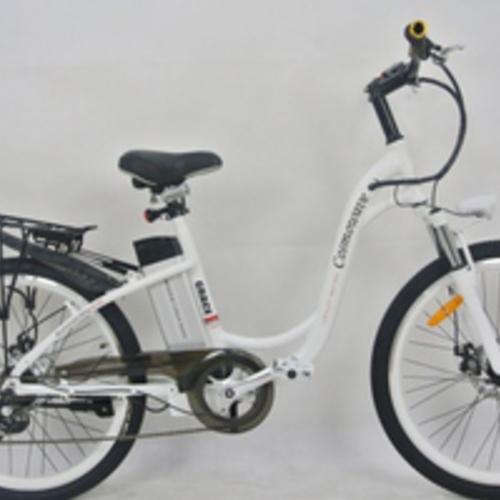 電動アシスト自転車シェア予約ページ