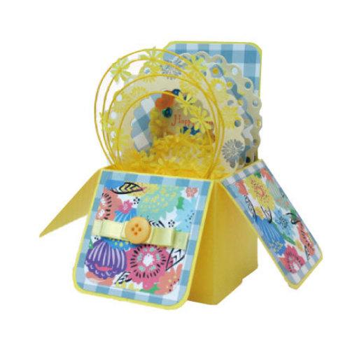 【パピエリウムクラフト】Birthday Box Card 6月5日(火)・9日(土)
