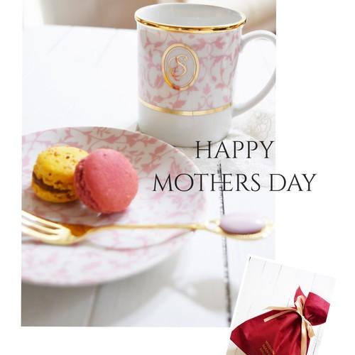 ☆最終回☆ママのポーセラーツ教室『ポーセラーツで贈る母の日』