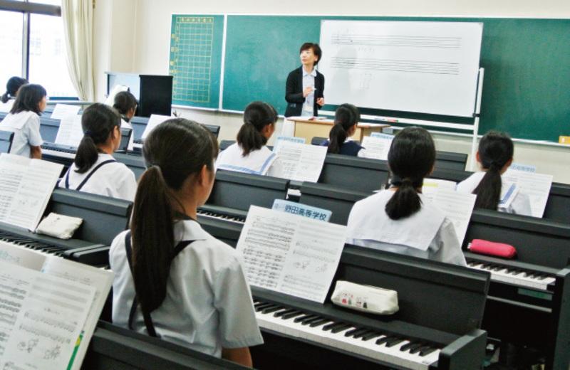 【サマースクール2018:体験講座】16.ピアノレッスン