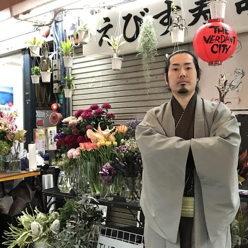 【新世界市場】Wマーケットで和美換着物無料体験