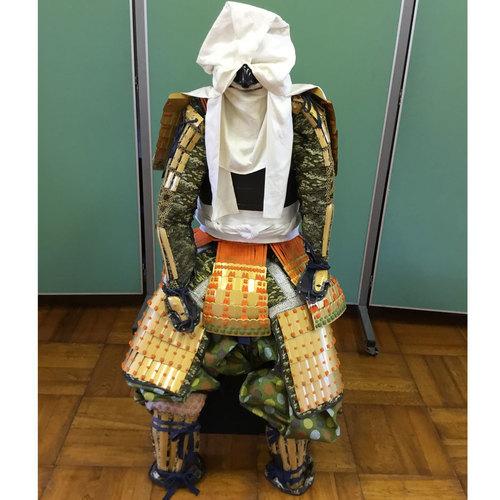 「大谷吉継」の甲冑体験 プレミアム甲冑で笹尾山散策!