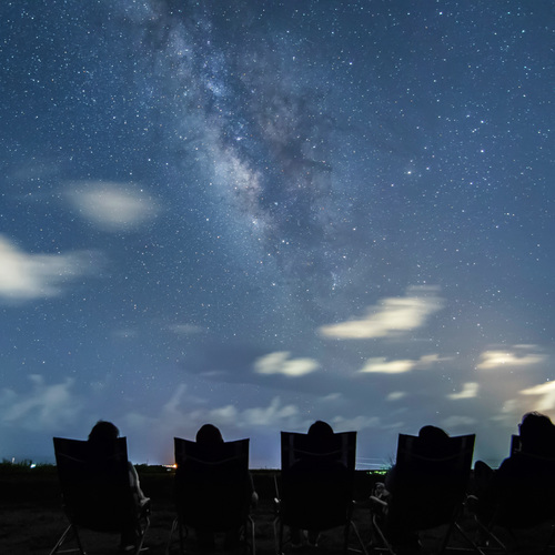 【星空浴ツアー】 1DAY(ワンデー) プラン(2月~11月催行、12月&1月お休み)