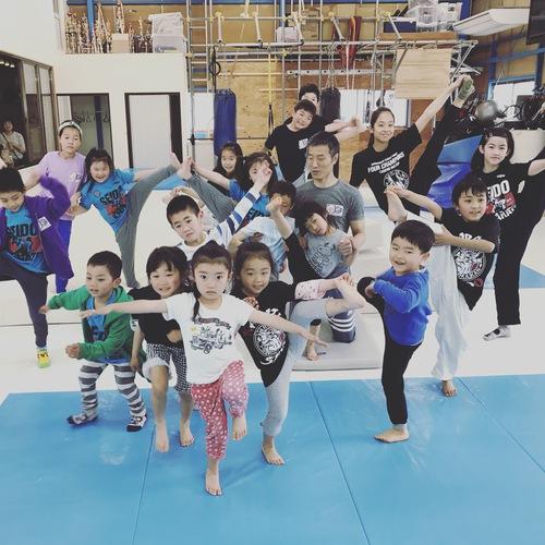 《岸和田》🤸♂️体操キッズ