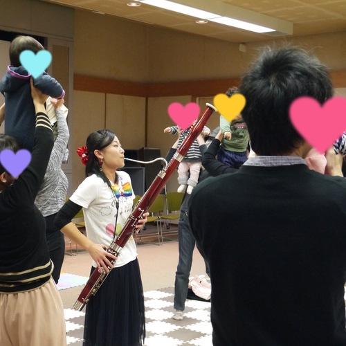 2018年1月30日(火)Kidsリトミック♪