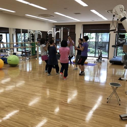 入門キャンサーフィットネス教室(運動初心者向け)12/10(月)13:00〜14:00