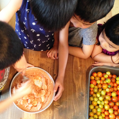 夏休みプログラム【 EMA先生と英語で Cooking クラス 】