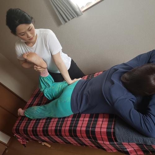 【6/14(金)】頭蓋骨・骨盤調整セラピストMiyu施術WS
