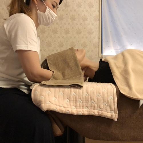 頭蓋骨・骨盤調整セラピストMiyu施術WS