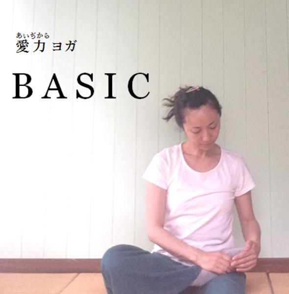 愛力ヨガ BASIC 2019年