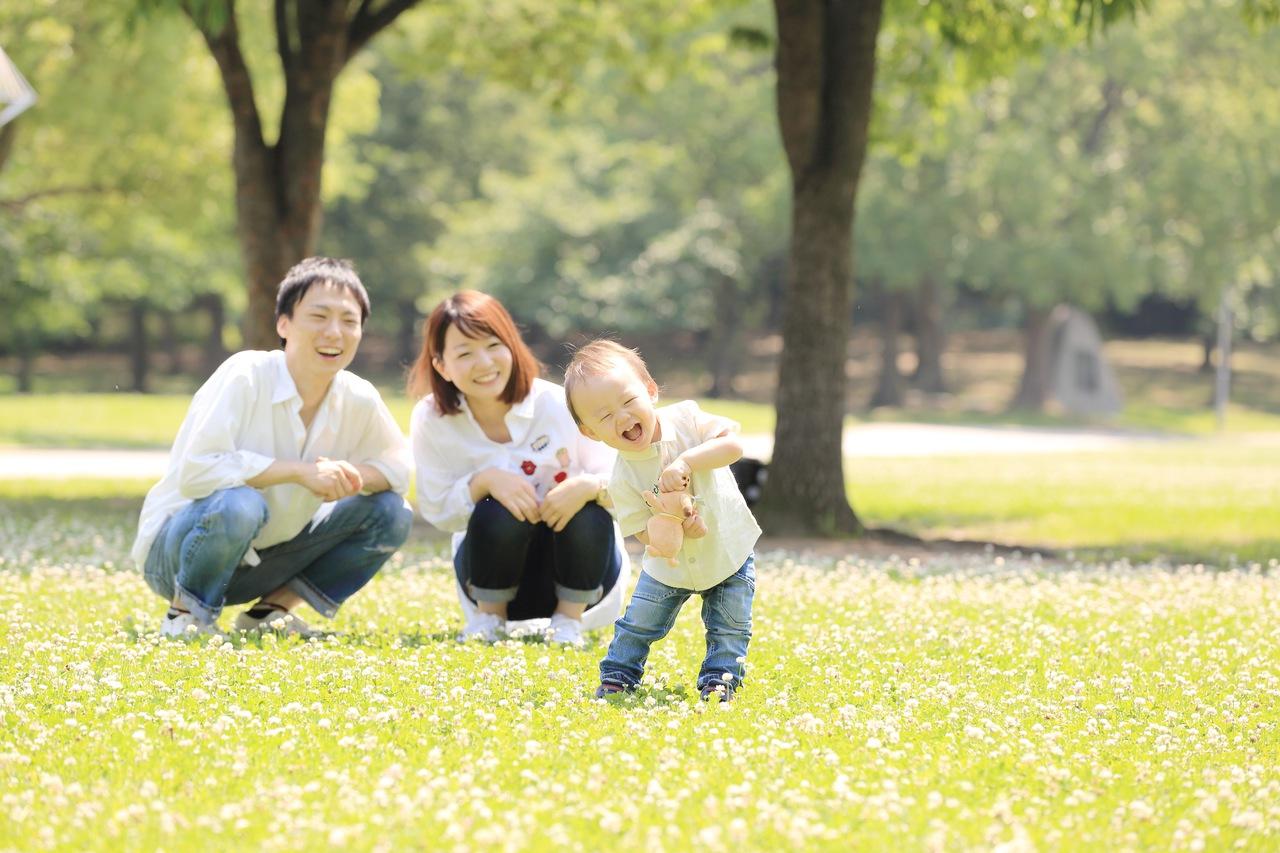 2016年9月子どもと家族の撮影会【絆Photoセッション】@大阪・堺市大仙公園