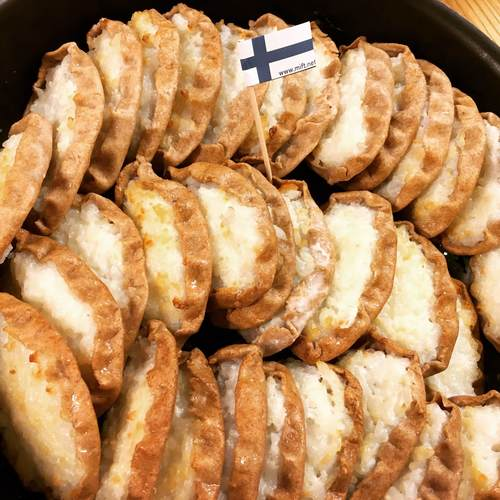 【6/1(土)・6/16(日) 開催】『Karjalanpiirakka』カレリアパイを作るお料理講座