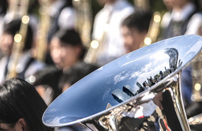 【9月9日(日)部活動体験会】ケ)吹奏楽部