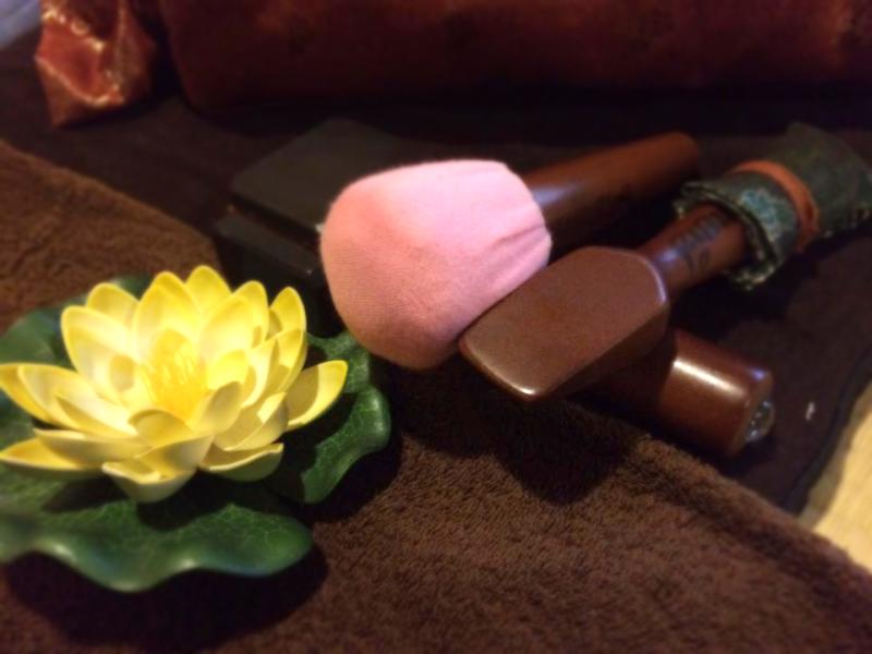 木槌療法「ぽくぽくトークセン」とハーブ温熱療法「ぽかぽかユーファイ」 or ユーファイ入門講座