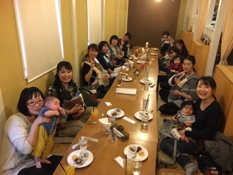 【新潟】抱っこdeダンスin東区グルグルイタリア食堂