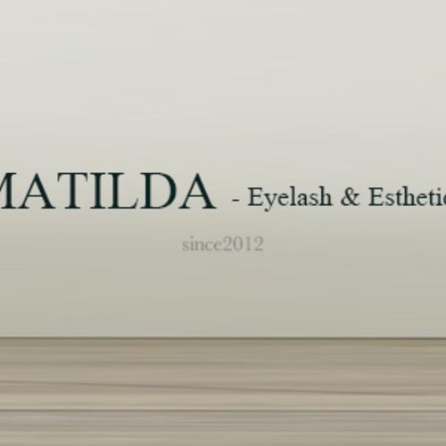 【MATILDA -Eyelash & Esthetic-】まつげエクステ&フェイシャルエステのご予約はこちら