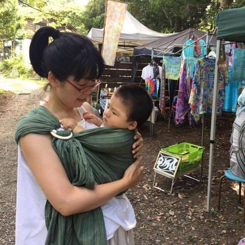 【おうち】Babywearingしよう♪ママと赤ちゃんのだっこ&おんぶクラス