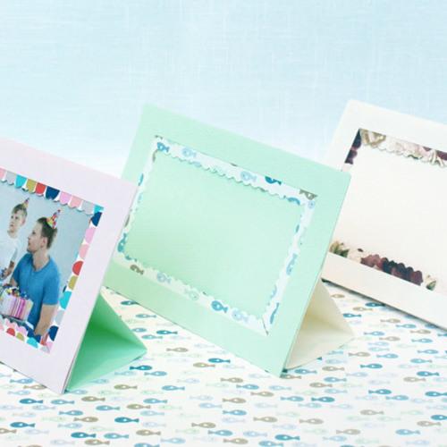 【パピエ*mini*】スタンデングフレームカード 6月16日(土)・30日(土) *お子様ご参加可能