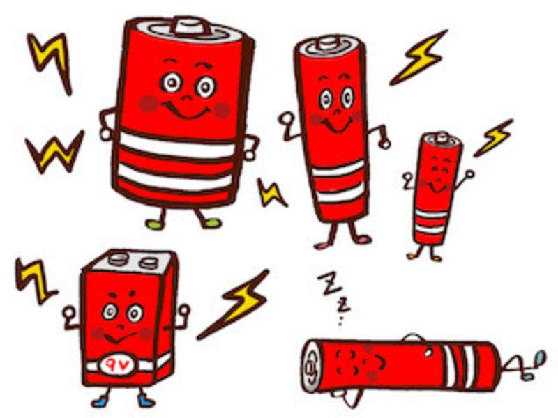 乾電池ってどんなもの? 乾電池チェッカーを作ろう!
