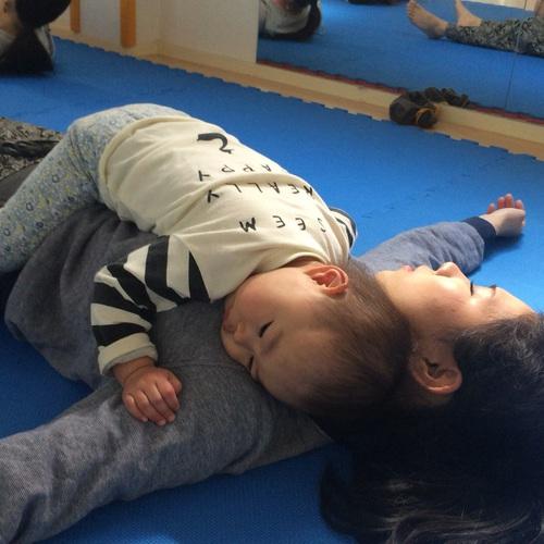 【横須賀】親子でヨガ教室(2歳以下対象)