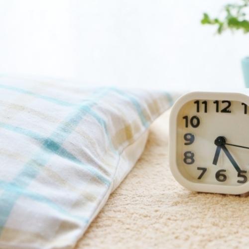 睡眠リズムを整えよう(1回コース)