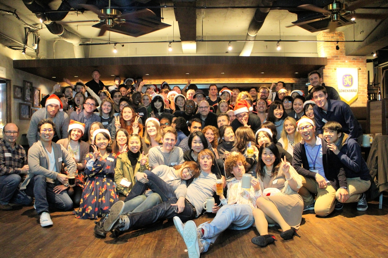 Coto Year-End Party 忘年会!on Saturday, Dec. 9