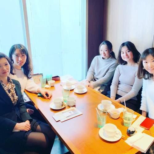 2019年2月19日(火)横浜女性起業家交流会