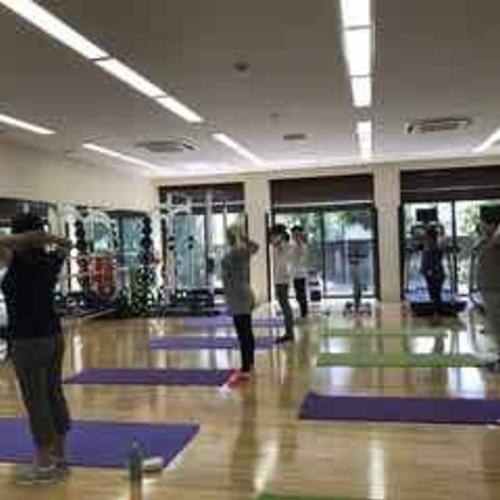 元気になろう!CFリハビリフィットネス教室(体力回復)7/30(月)10:00〜11:00